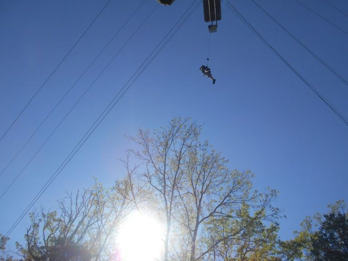 6. Branson Zipline and Canopy at Wolfe Creek Preserve