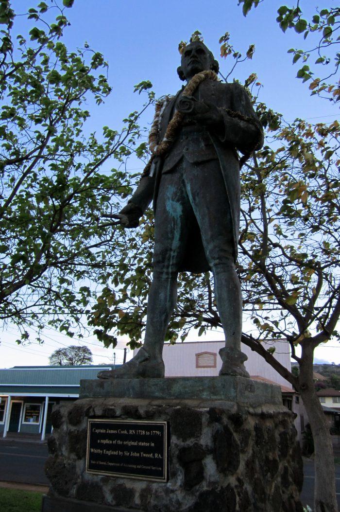 6. Captain Cook's Landing Site