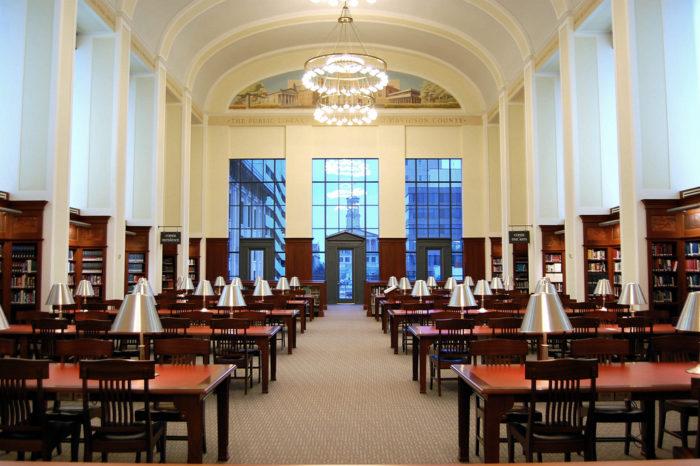 6. Nashville Public Library