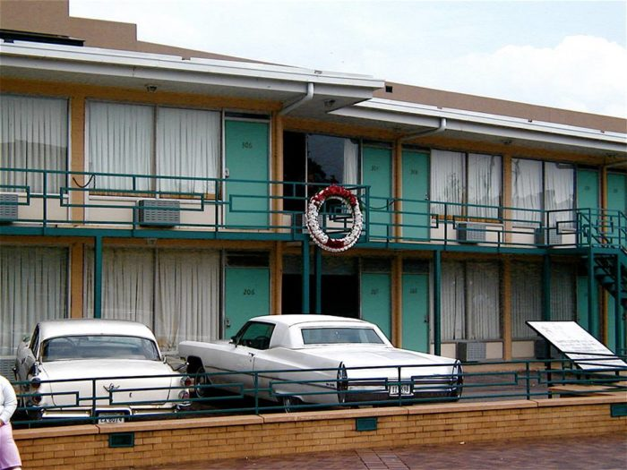 6. National Civil Rights Museum