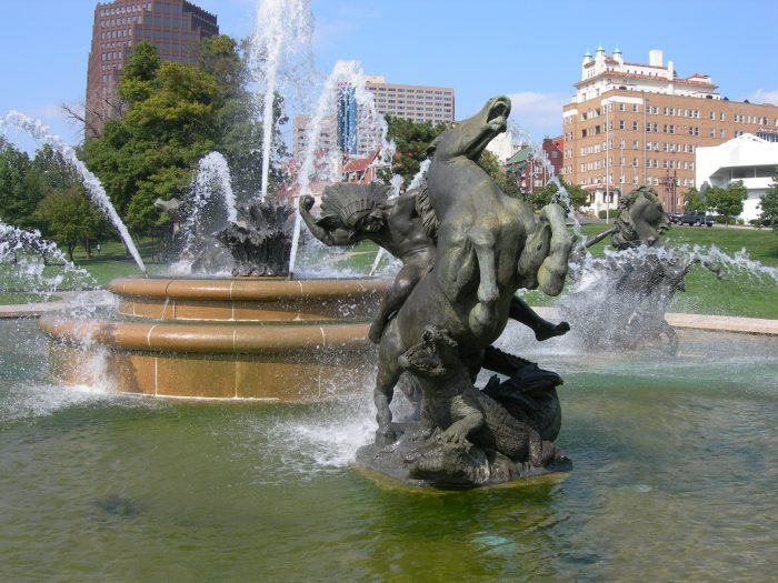6. The JC Nichols Memorial Fountain