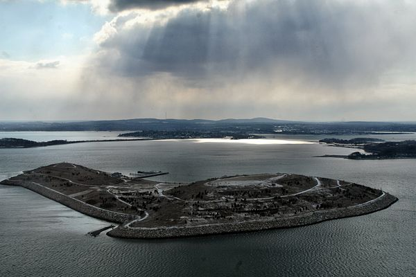 11. Spectacle Island, Boston Harbor Islands