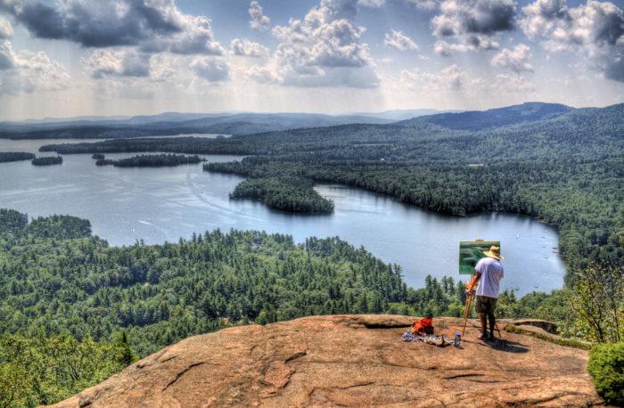 New Hampshire: West Rattlesnake Mountain