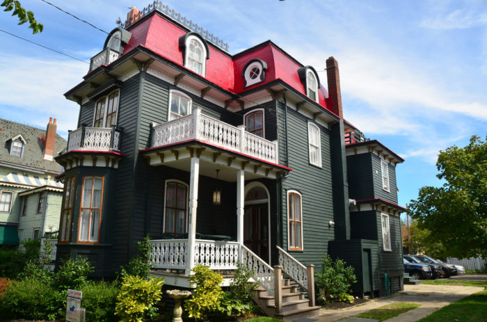 10. Cape May