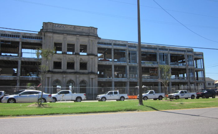 3) Colton School - Then