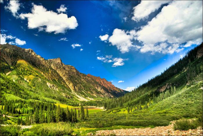 12. Maroon Bells-Snowmass Wilderness Area (Aspen)