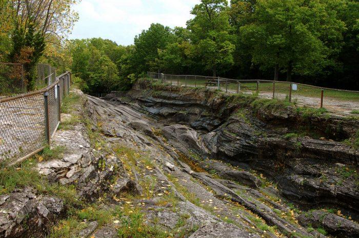 2. Kelleys Island Glacial Grooves Geological Preserve