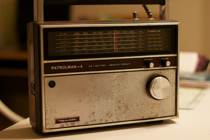 5.  Listen to Vermont Public Radio while you eat breakfast.
