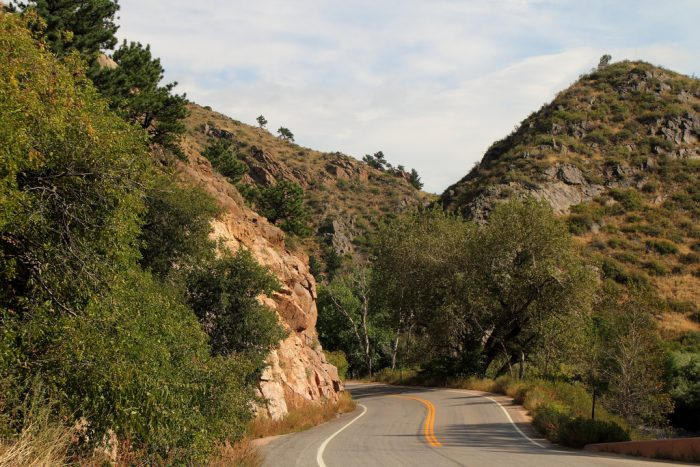4. Peak to Peak Scenic Byway