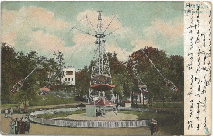 2. Visit the Ponce de Leon Amusement Park.