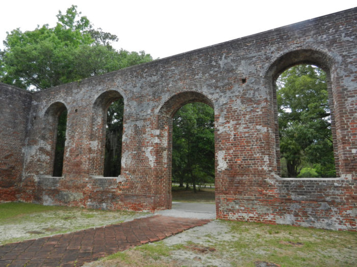 8. Brunswick Town and Fort Anderson, Brunswick County