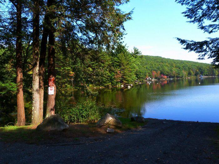 1. Laurel Lake, Erving