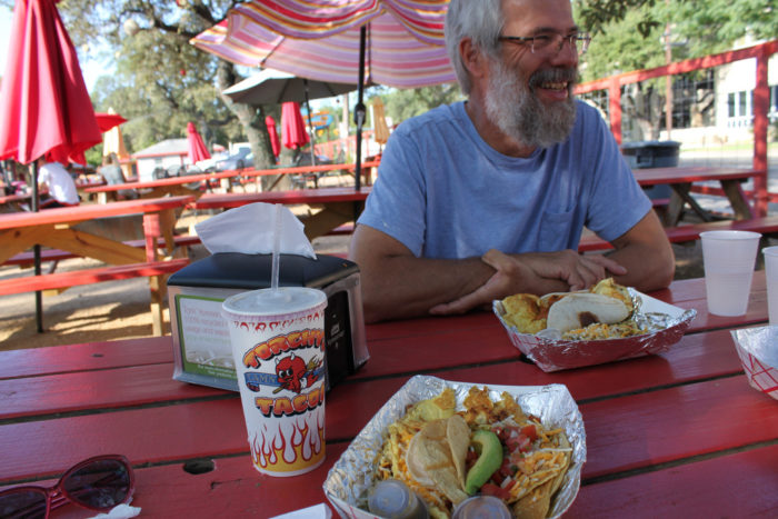 9. Tacos make us the happiest...for breakfast, lunch, dinner, and beyond.