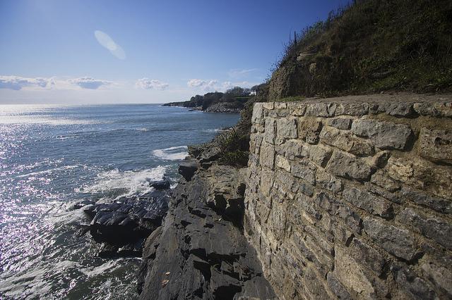 2. Cliff Walk, Newport