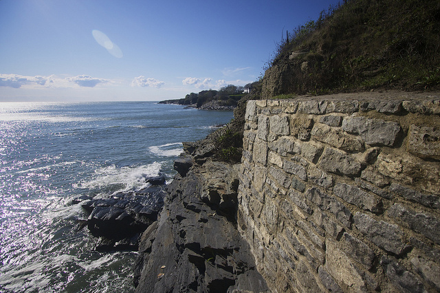 5. Cliff Walk, Newport
