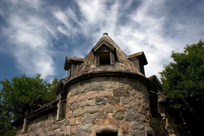 North Dakota's one and only castle still stands today, and hopefully will until well into the future.