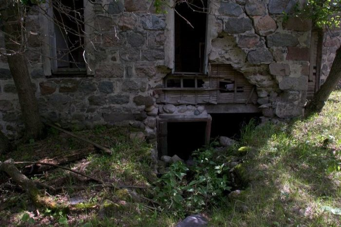 For a while, the Coghlan Castle was abandoned and falling into disrepair due to natural causes as well as vandalism.