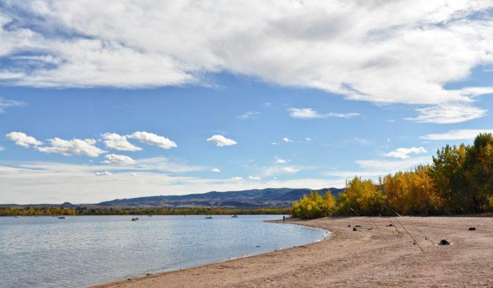 4. Chatfield Reservoir