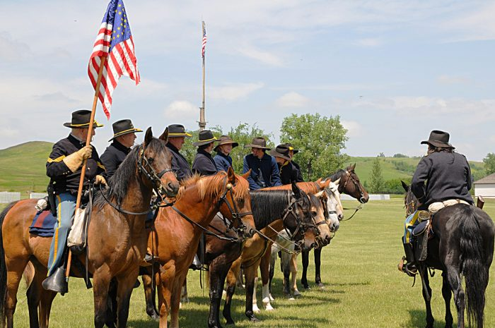 9. Check out some of the outdoor entertainment, like the Medora Musical or the Frontier Army Days.
