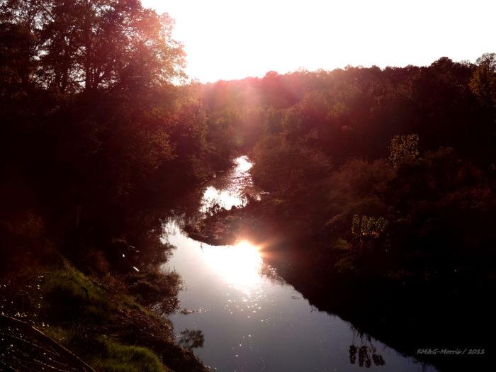 6. Cypress Creek Gold (Upshur County)