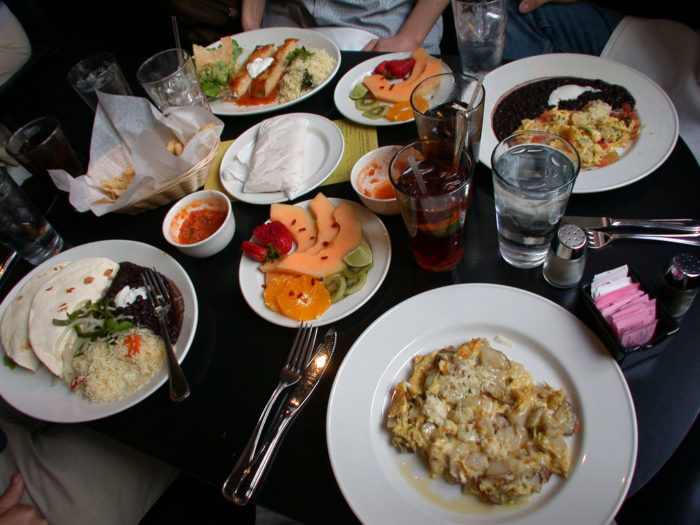 3. Manuel's Downtown Austin is the place to be for Sunday brunch!