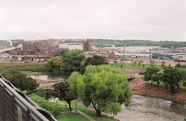 3. Sioux Falls (Population: 161,754)