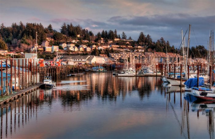 10. Oregon: Newport