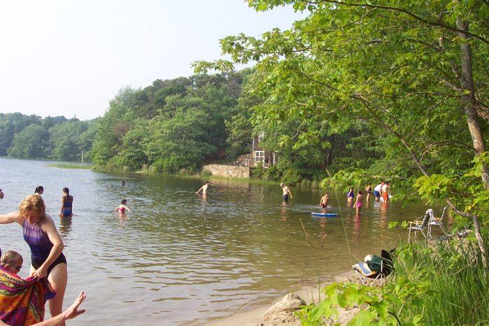 9. Crystal Lake, Newton