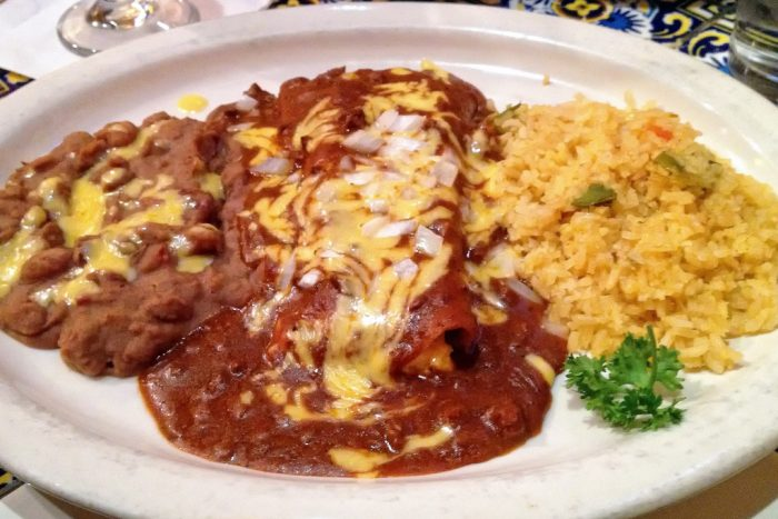 5. Oh, and some Tex-Mex. (Don't forget the queso!)