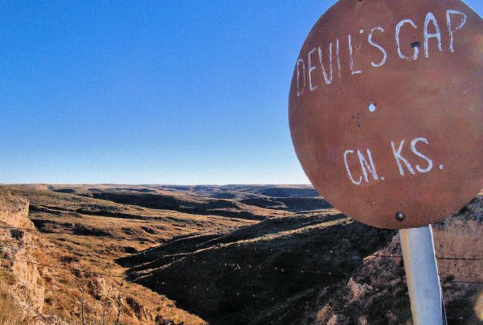 10. Arikaree Breaks (Cheyenne County)