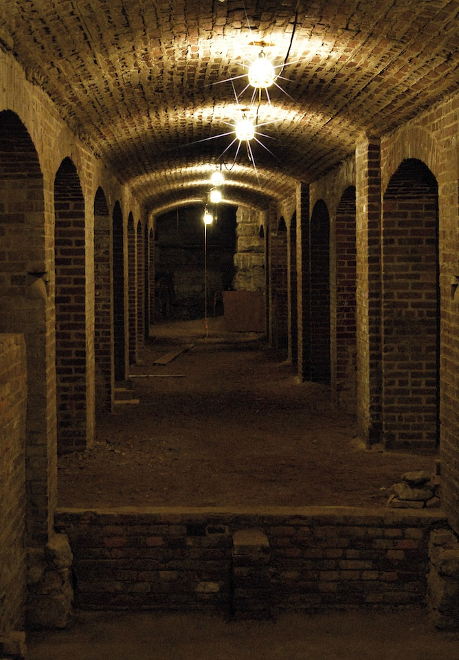 A Series Of Catacombs Is Hiding Underground In Indiana