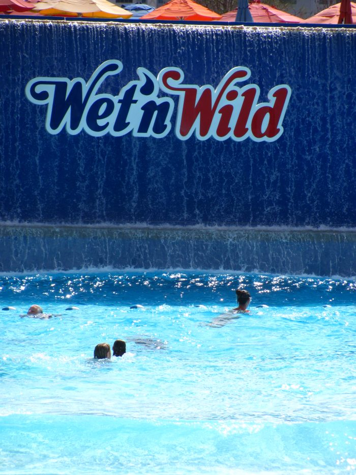 5. Dunk in at Wet n' Wild Park.