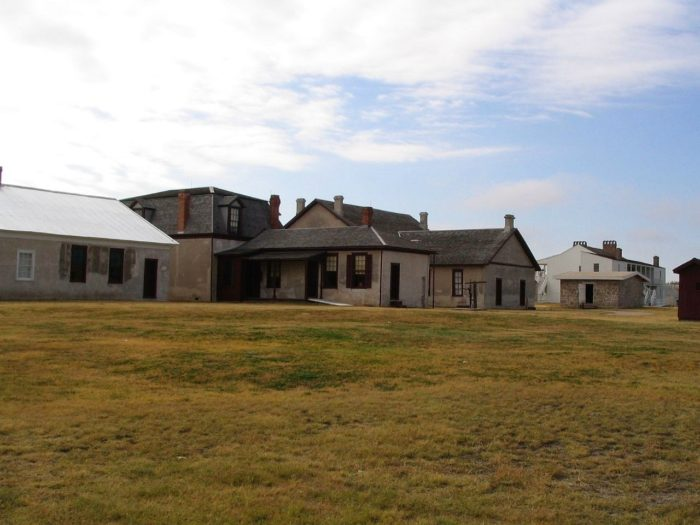 5. Fort Laramie National Historic Site