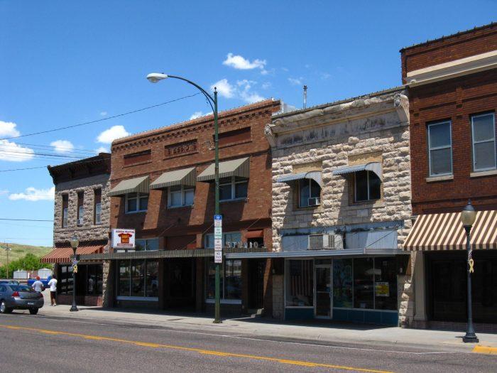 9. Sidney, Cheyenne CountyPopulation: 6,757