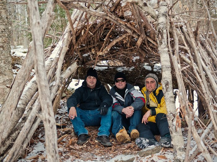 5.  Smugglers' Notch State Park, Stowe