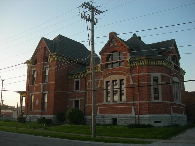 10. Rotary Jail Museum - Crawfordsville