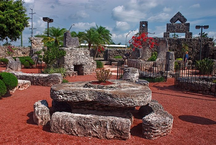 2. Coral Castle, Homestead