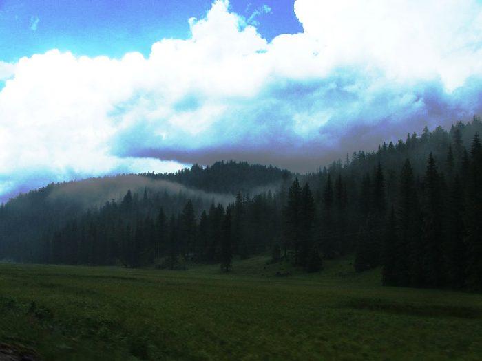 7. Natural Beauty: Cloudcroft (population 674)