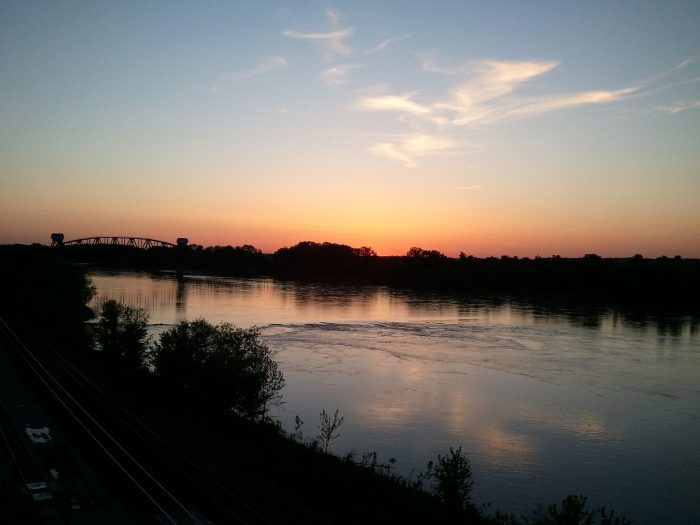 5. Missouri River at Boonville