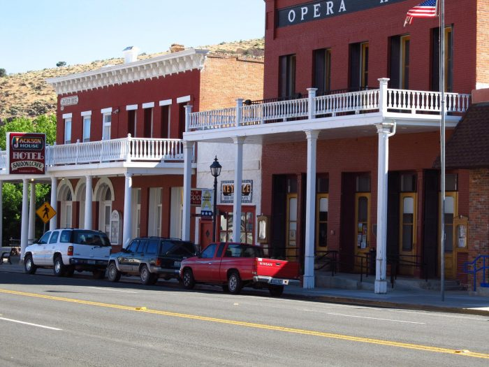 4. Small town Nevadans value the arts.