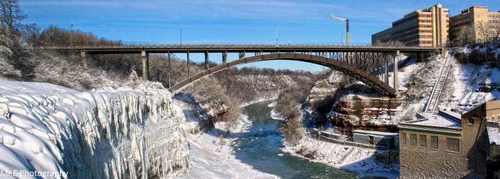 7-1Rochester Lower Falls