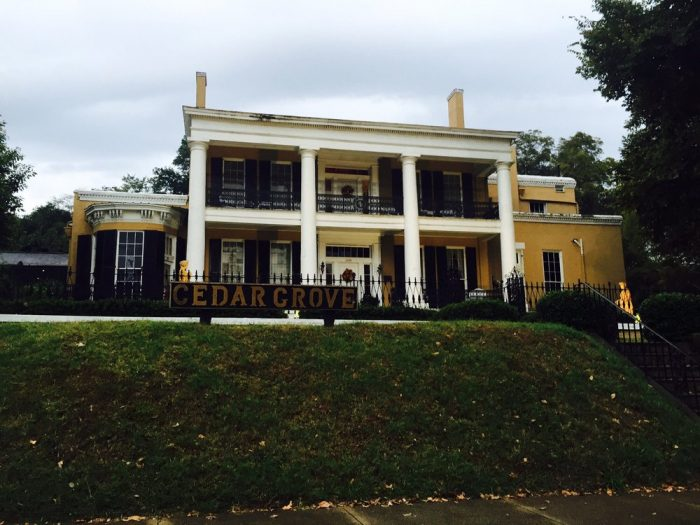7. Cedar Grove Mansion, Vicksburg