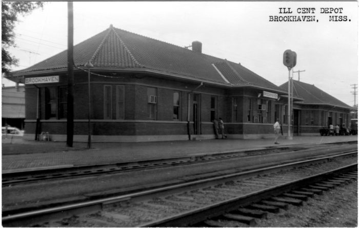 7. Part of the Illinois Central Railroad, this passenger depot is still standing and now serves as a museum.