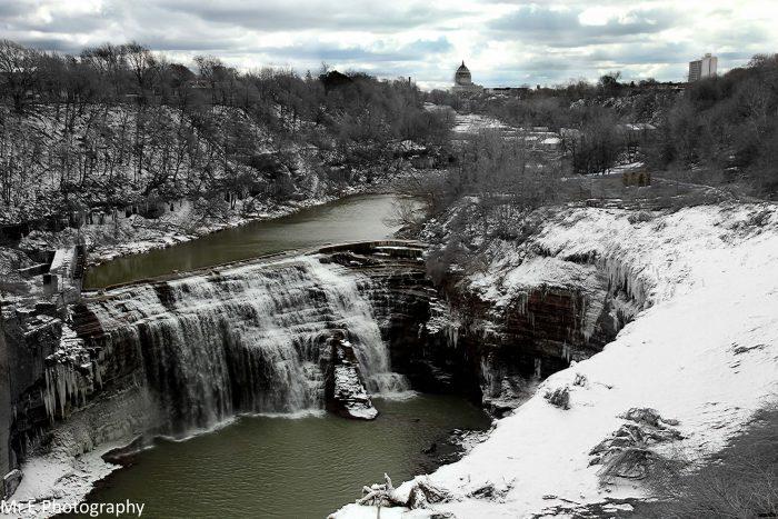 7-Rochester Lower Falls