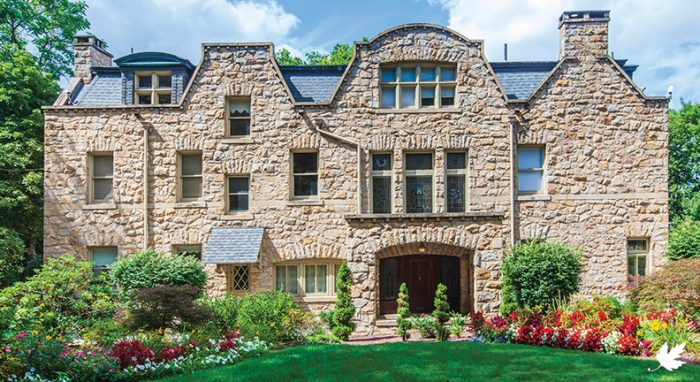 7. The Mansion at Maple Heights