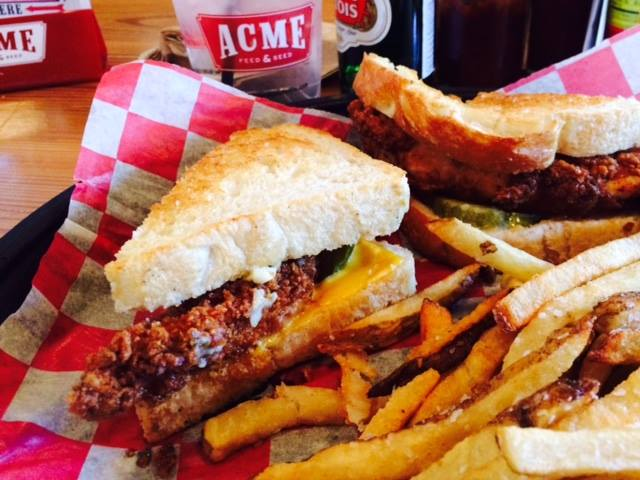 7 Best Places For Hot Chicken In Nashville