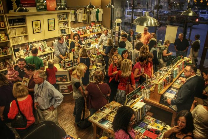 7. Take in some local literary flavor at Parnassus Books.
