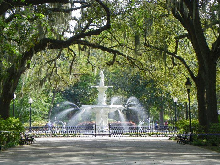 6. Savannah, Georgia
