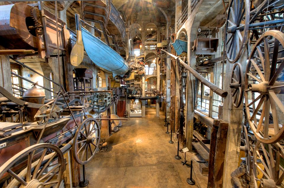The Mercer Museum Is The Most Underrated Place In Pennsylvania