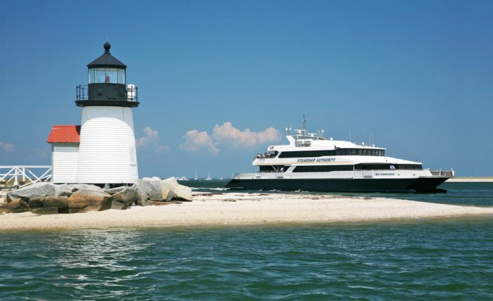 16. Grab a ferry to Nantucket or Martha's Vineyard.